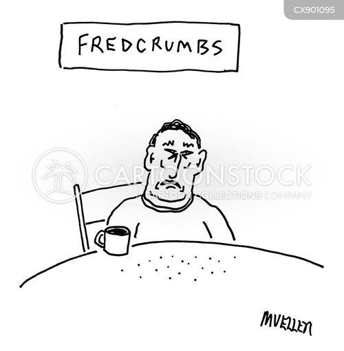 crumbs cartoon