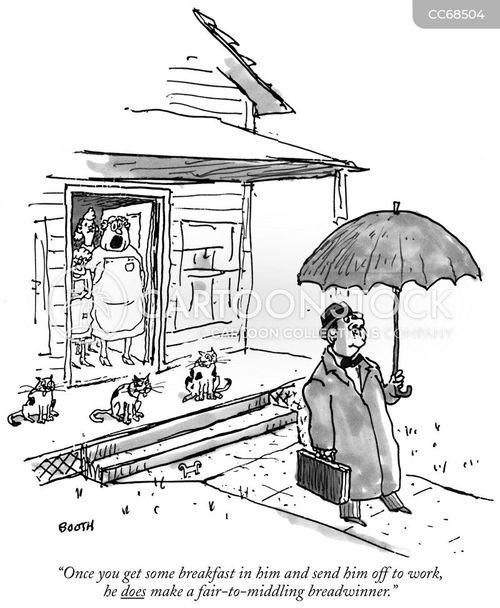 patronise cartoon