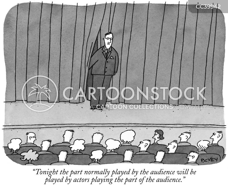 understudy cartoon