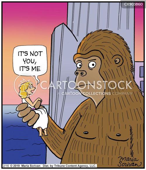 monster movies cartoon