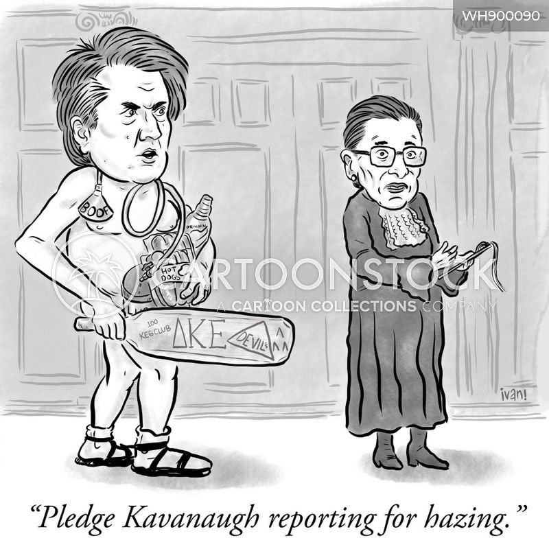 kavanaugh cartoon