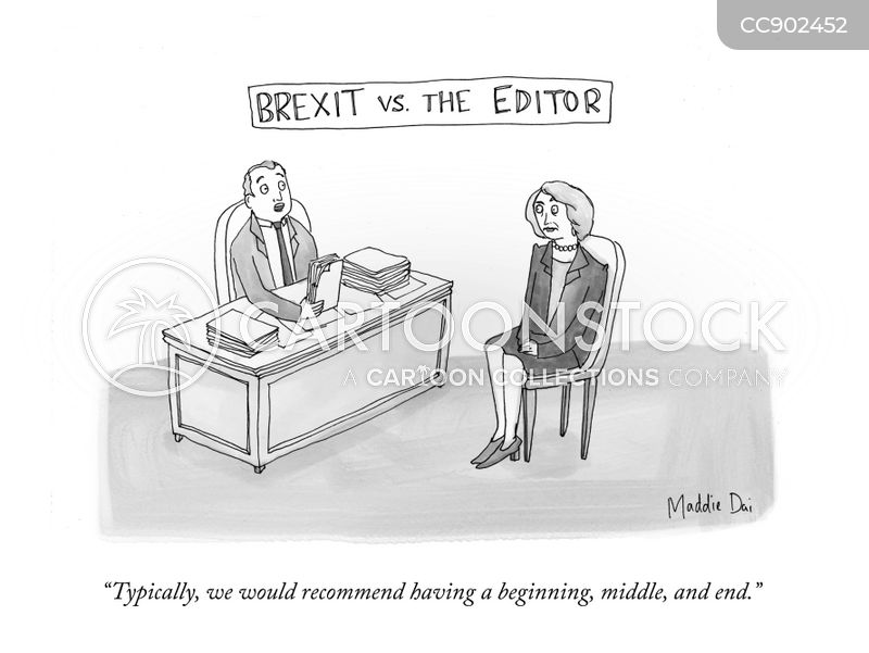 editor cartoon