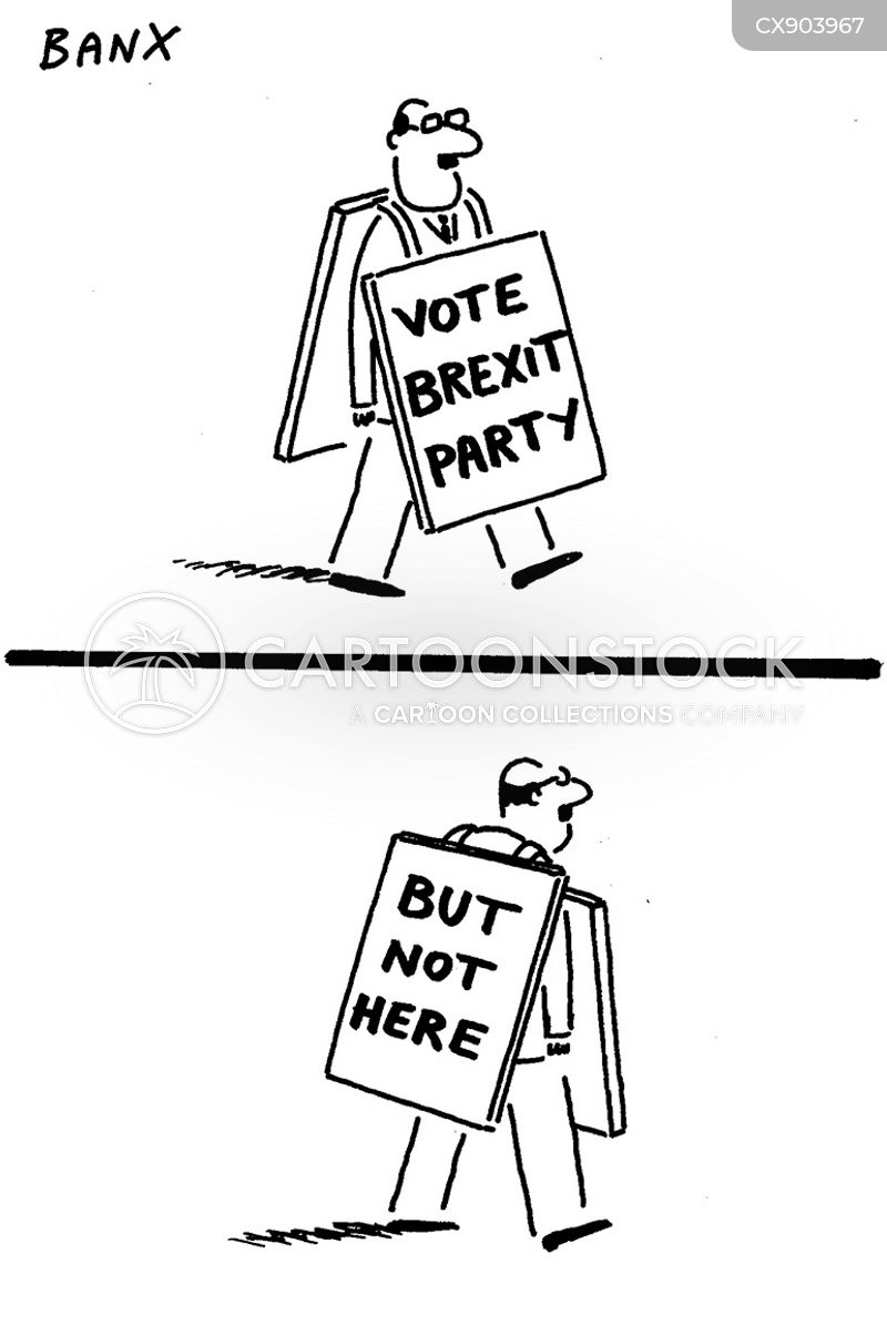 british politics cartoon