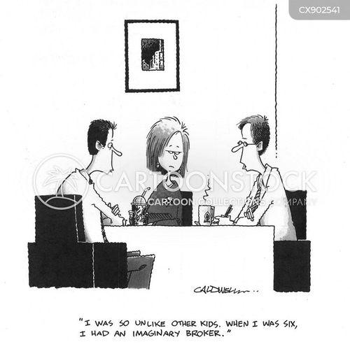 imaginary friends cartoon