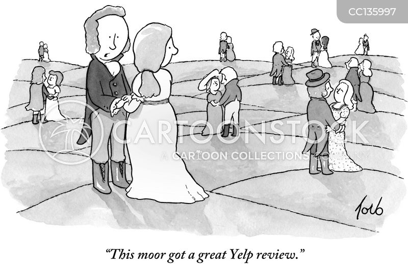 reviews cartoon