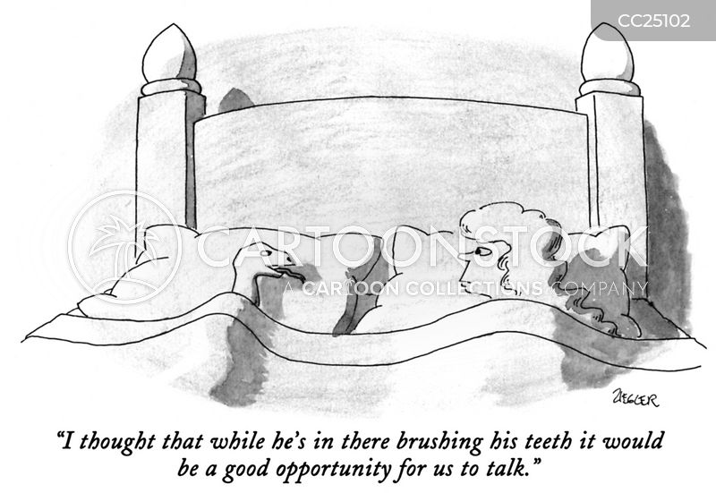 toothbrushes cartoon