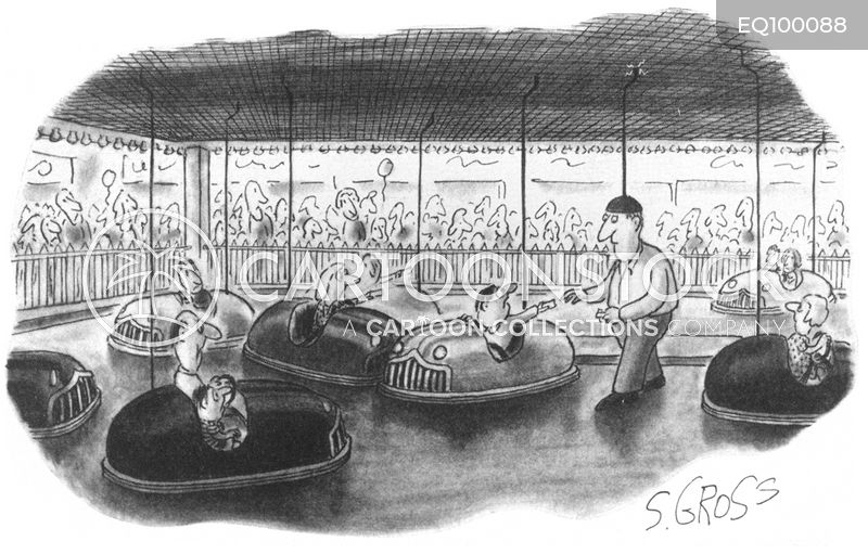 carnival cartoon