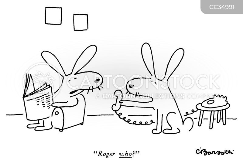 bunnies cartoon
