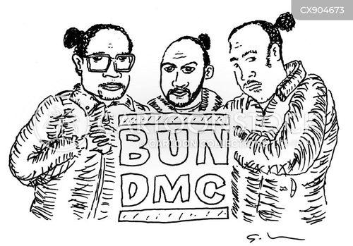 hip hop cartoon