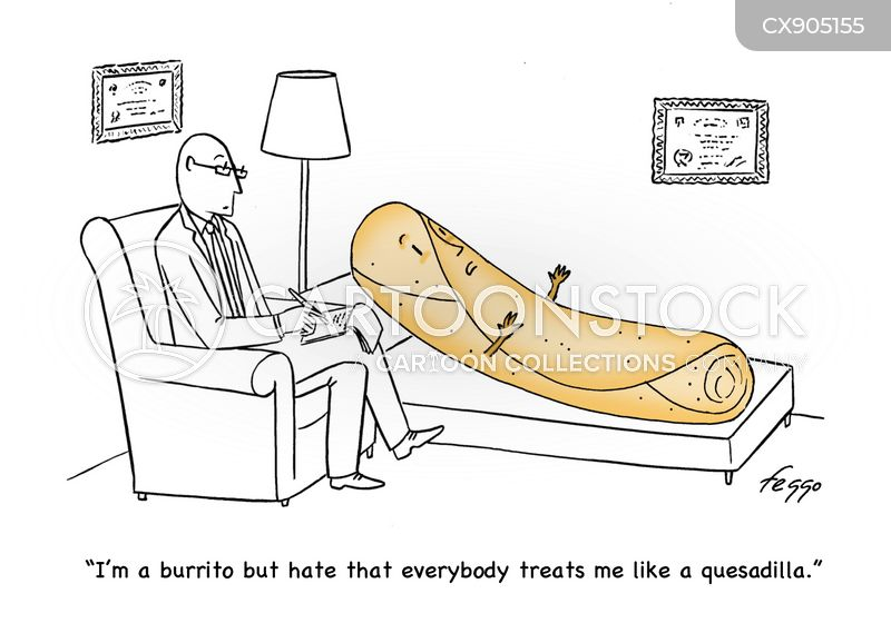 quesadillas cartoon