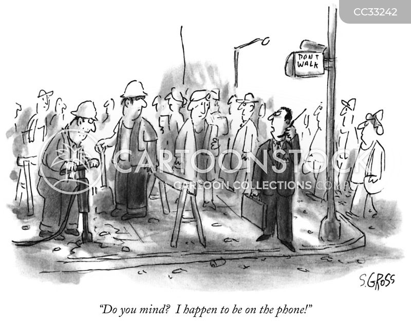 mobile cartoon