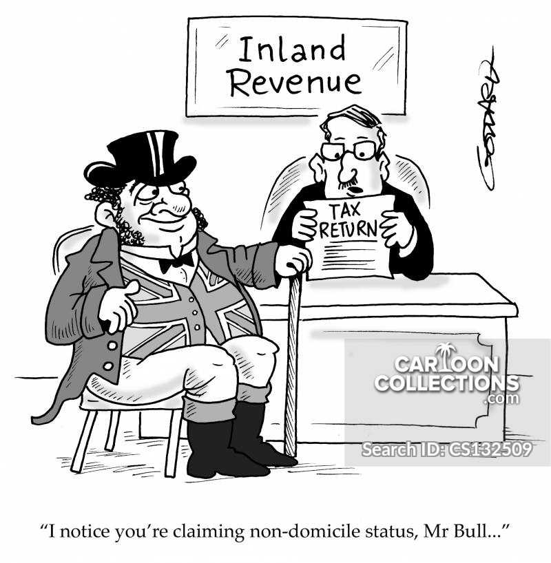John Bull cartoon