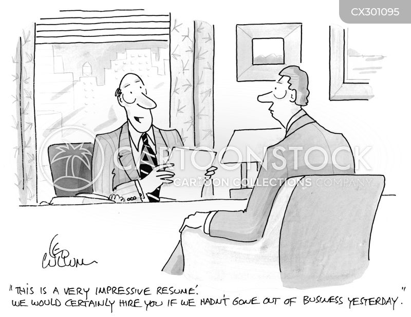 business failures cartoon