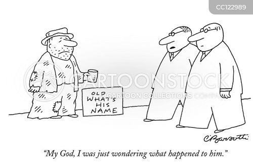 old colleague cartoon