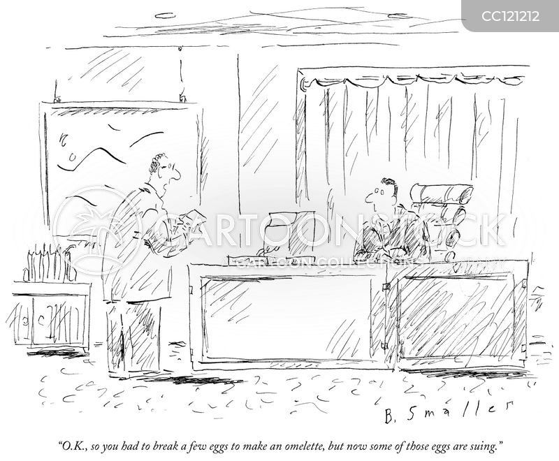 company lawyer cartoon