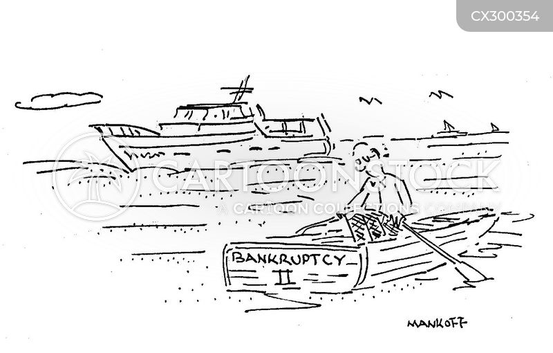yachts cartoon