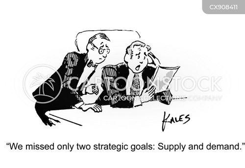 suppliers cartoon