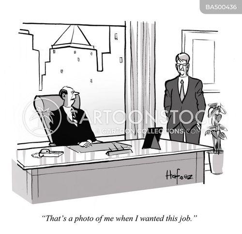 unsatisfied cartoon