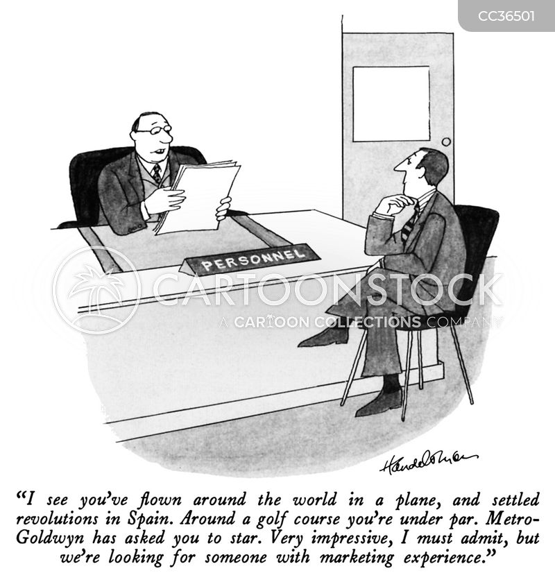 exec cartoon