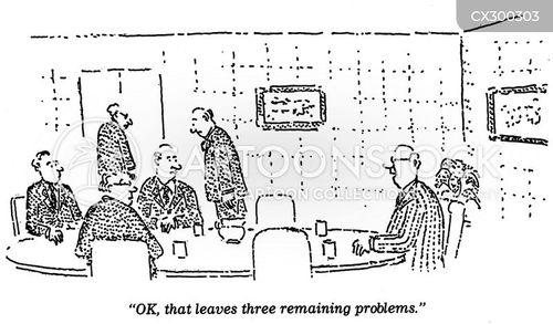 termination cartoon
