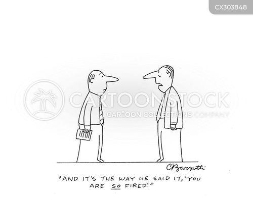 harsh cartoon