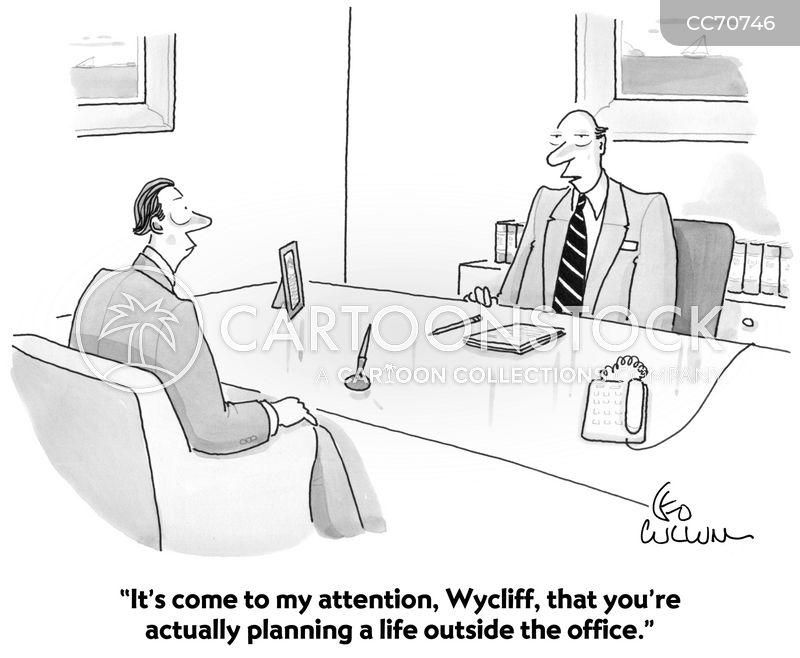 managers cartoon
