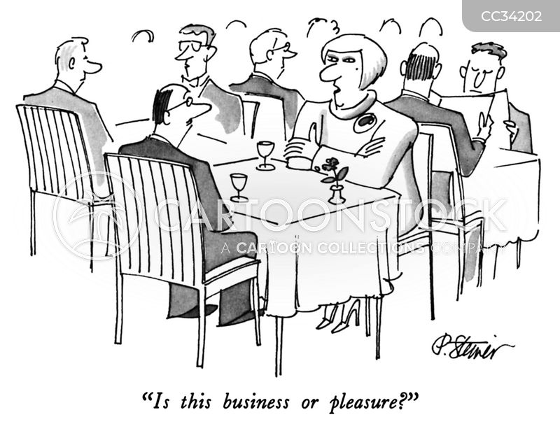 flirtation cartoon