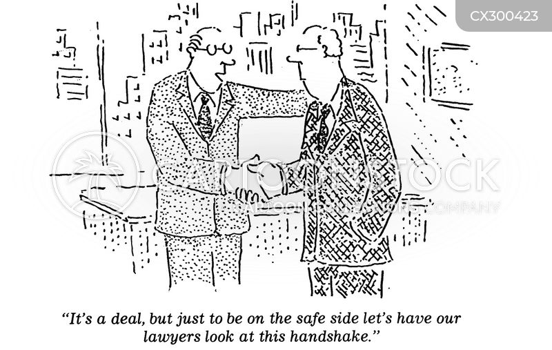 Contracts cartoon