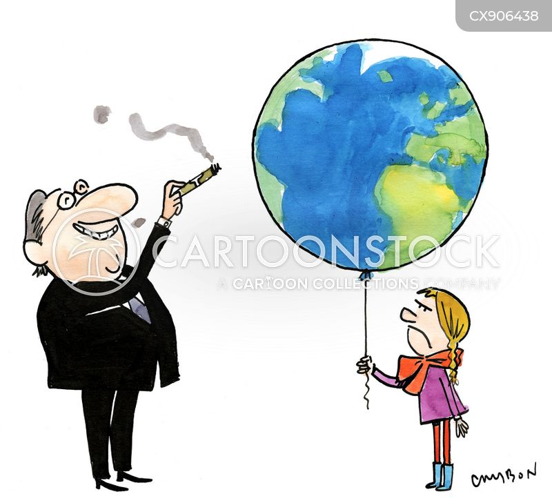 the earth cartoon