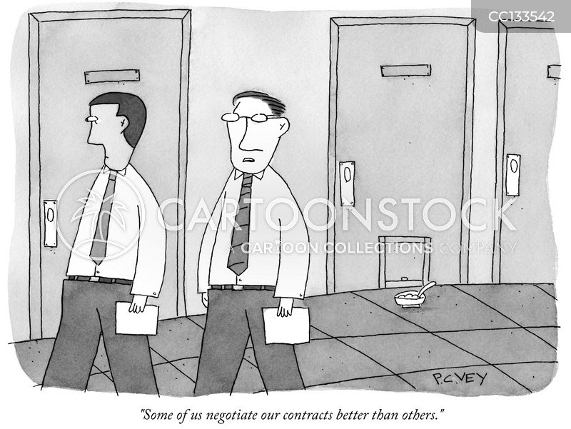 office cartoon