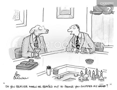 bad behaviour cartoon