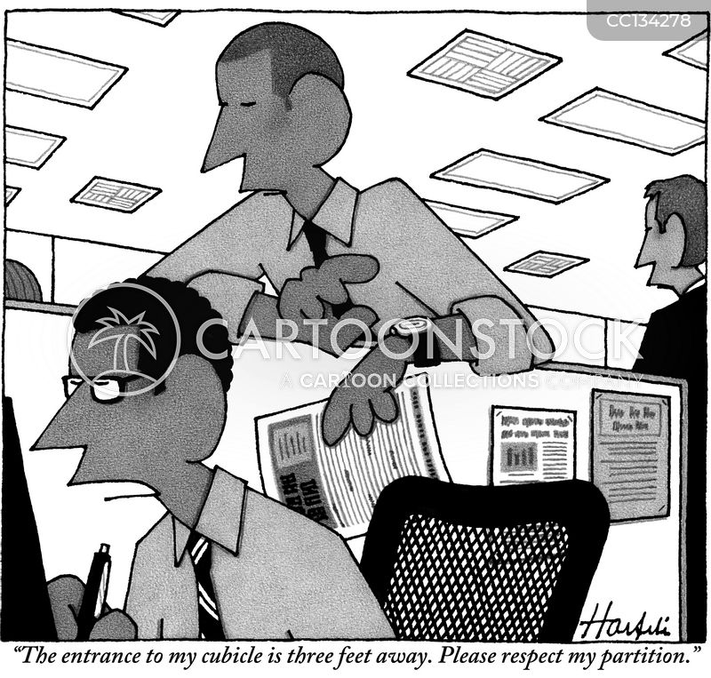 working world cartoon