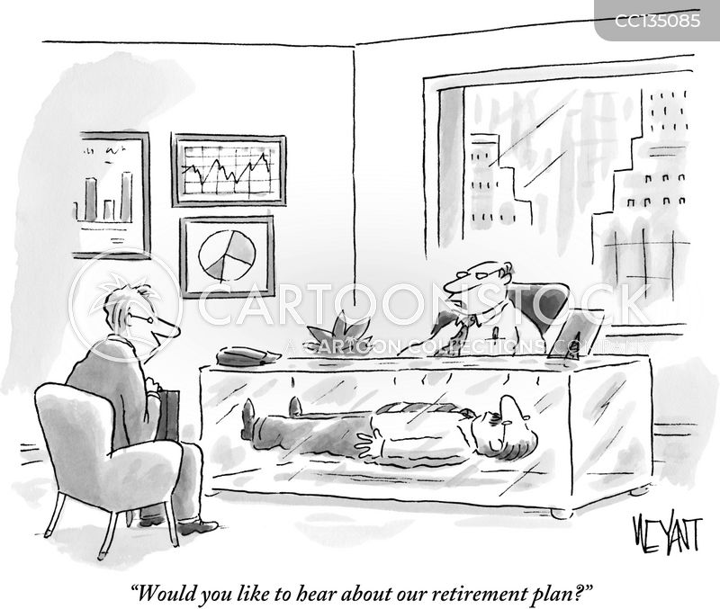 execs cartoon