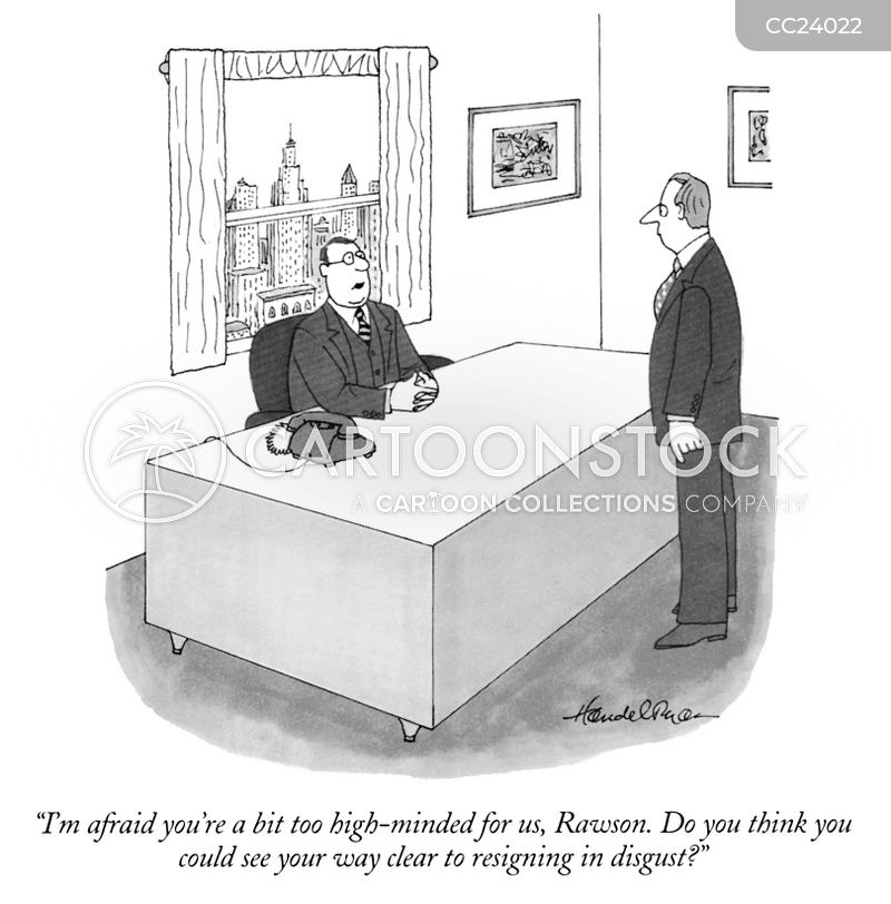 undersell cartoon