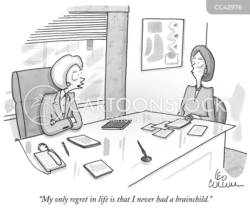 Career Woman Cartoons And Comics Funny Pictures From Cartoonstock