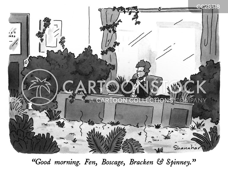 gardens cartoon