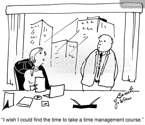 courses cartoon
