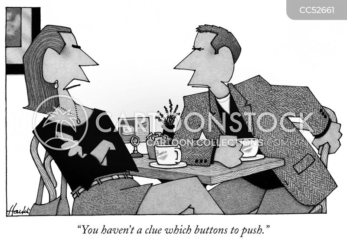 disputes cartoon