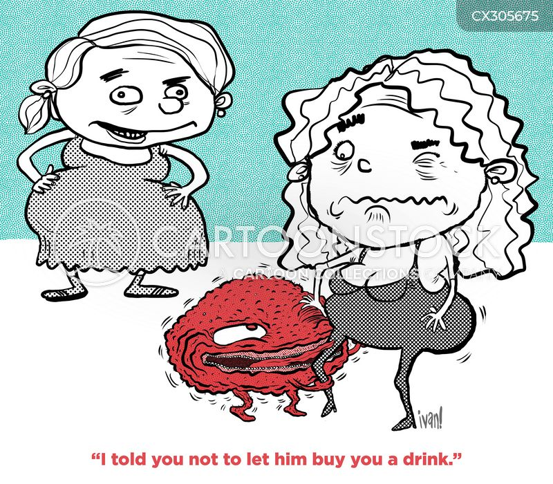 victim blaming cartoon