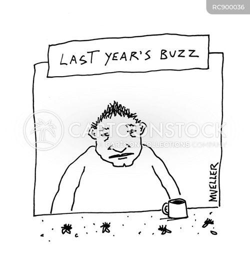 buzzy bee cartoon
