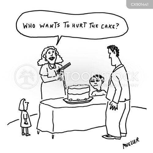 psychopath cartoon
