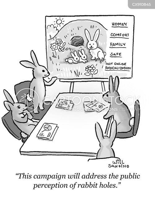 campaigned cartoon
