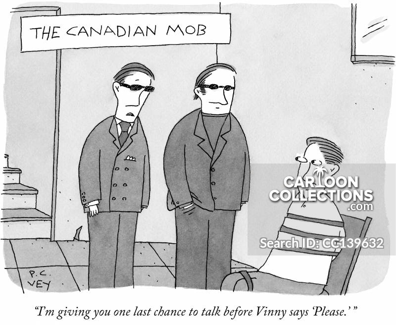 canadian cartoon