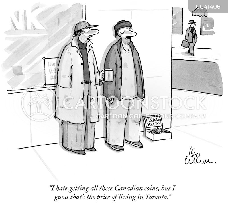 torontonian cartoon