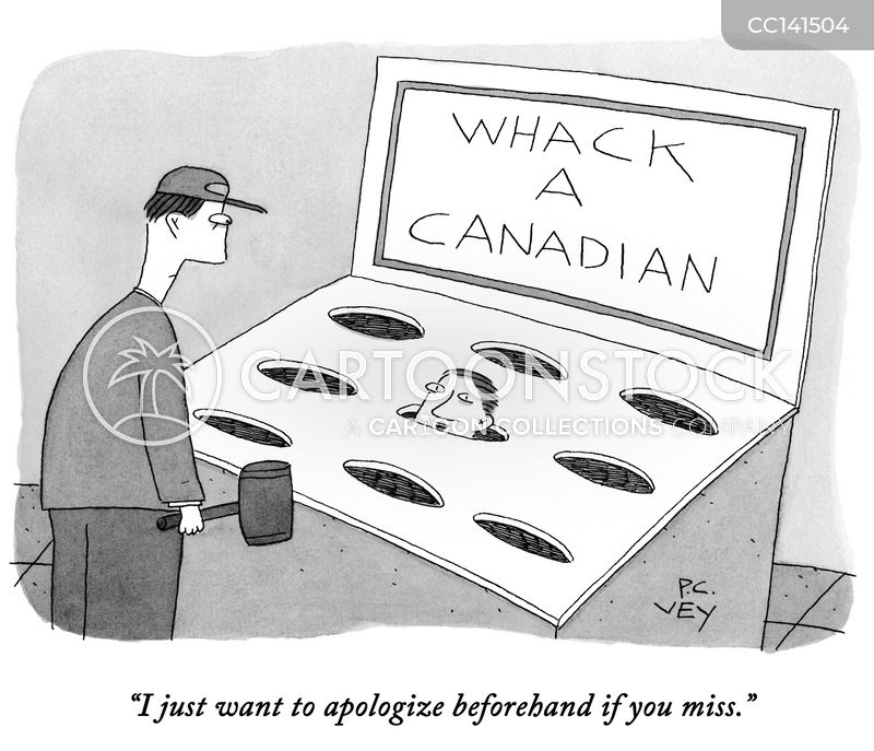 apologizes cartoon