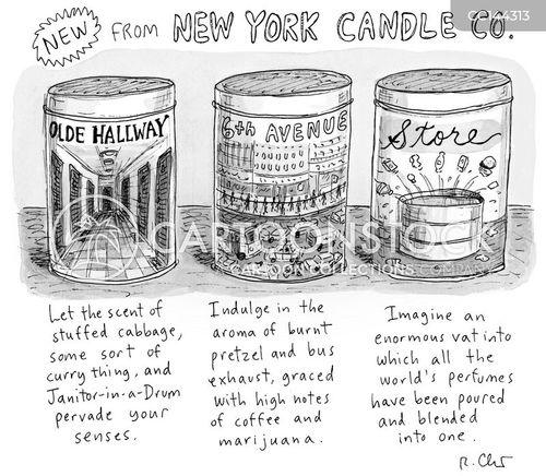 scents cartoon