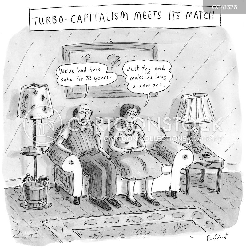 late capitalism cartoon