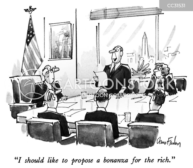oligarchy cartoon