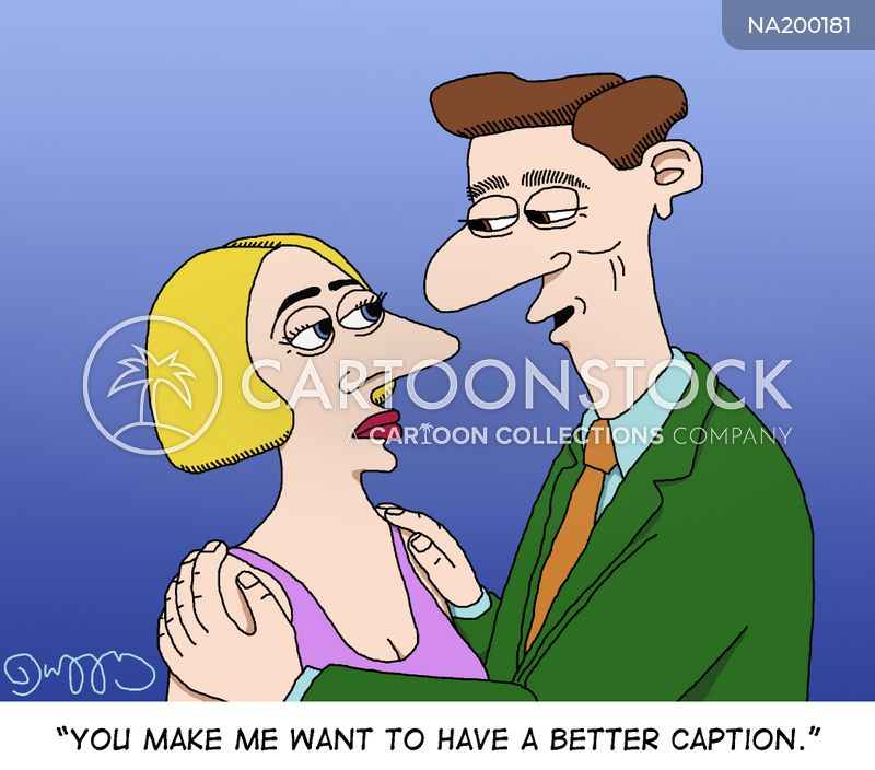 lovers cartoon