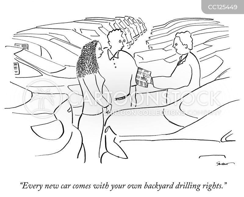 car prices cartoon